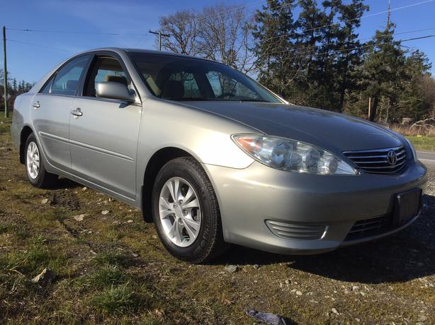 2005 TOYOTA CAMRY  LE 4 CYLINDER (TIMING CHAIN)