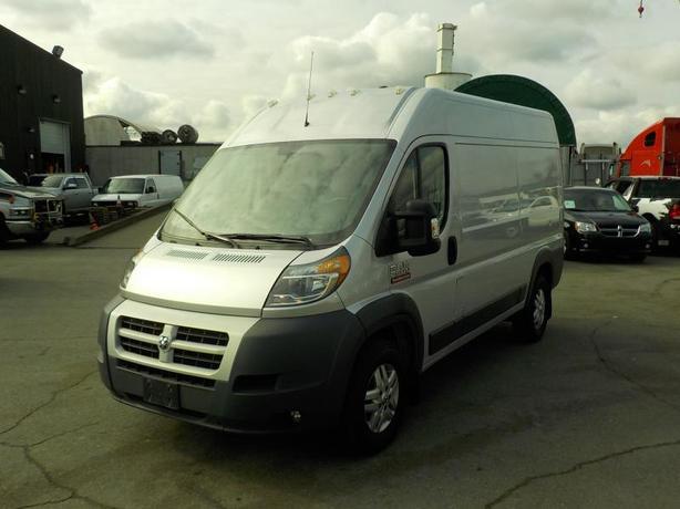 2014 Dodge RAM Promaster 2500 High Roof Tradesman 136-inch Wheelbase Diesel