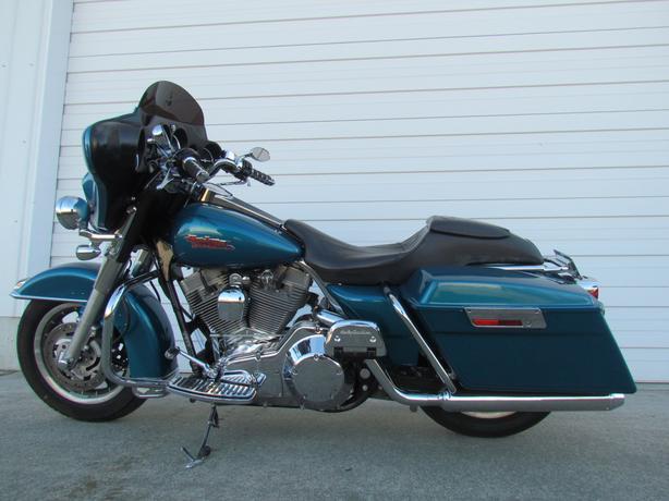 2001 Harley Davidson Electra Glide $9999