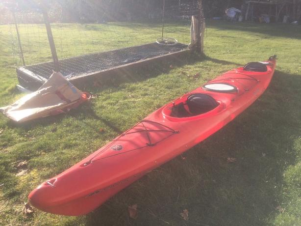 Tandem Kayak for Sale in Courtenay!