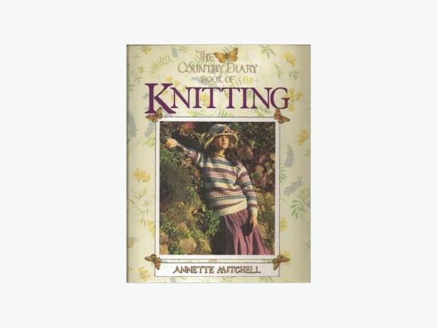 Country Diary Book of Knitting by Annette Mitchell