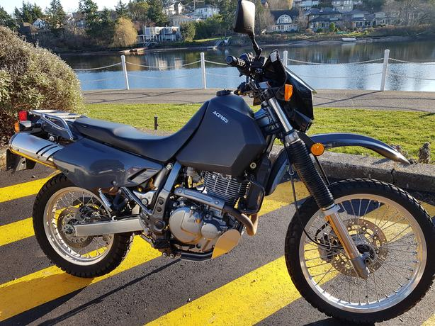 2016 DR650 upgrades/in good condition