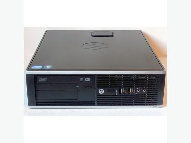 HP 8300 Elite SFF Desktop PC i5 3rd gen 4Cores 3.2GHz 8GB RAM 500GB HDMI
