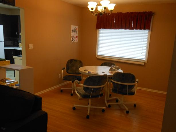 Main Floor Suite for Rent