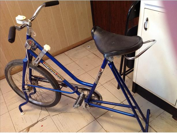 Stationery bike