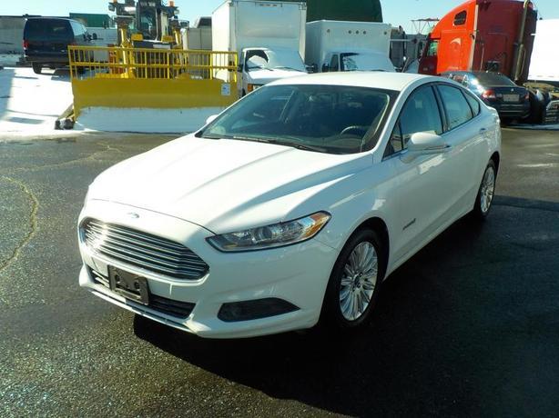 2014 Ford Fusion Hybrid SE