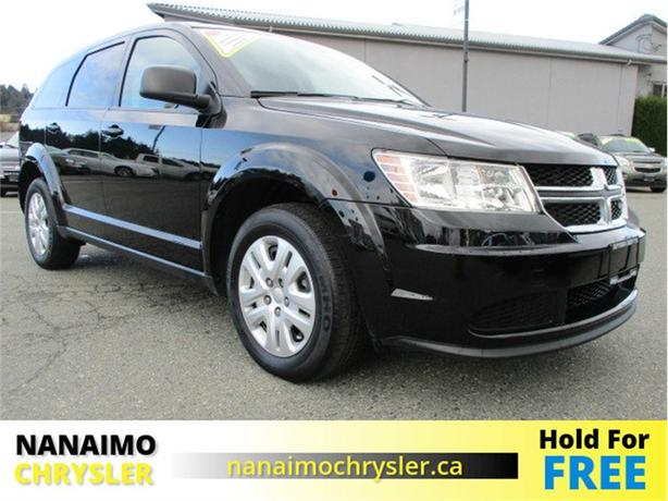 2016 Dodge Journey CVP One Owner Touch Screen Radio