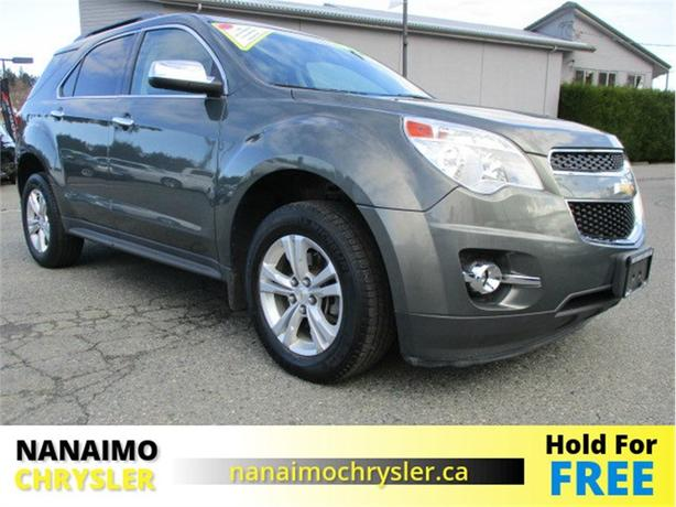 2013 Chevrolet Equinox 2LT No Accidents Rear View Backup Camera