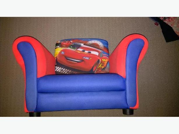Flash McQueen chair
