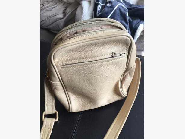 Deer(?) skin purse