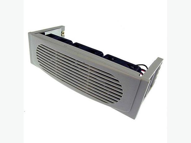 5.25 inch computer bay cooler – 3 fans
