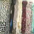 A WHOLE BUNCH OF SCARFS