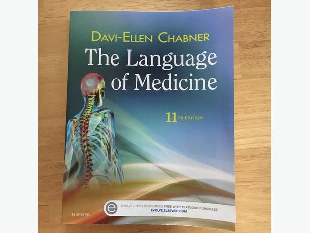 Medical terminology textbook North Saanich & Sidney , Victoria