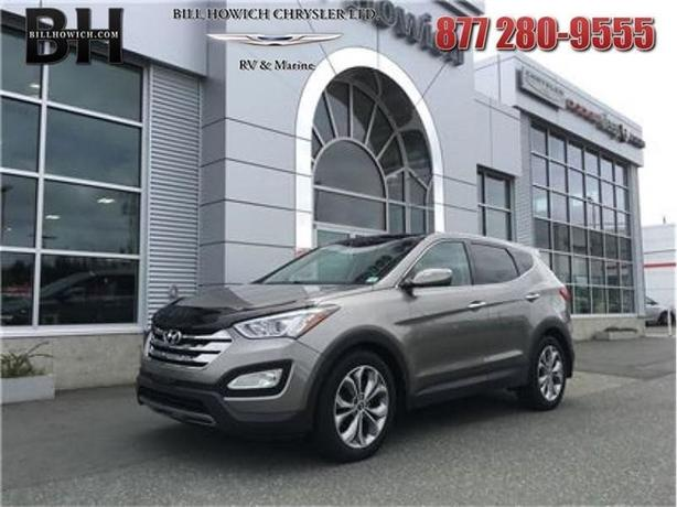 2013 Hyundai Santa Fe Sport - $160.22 B/W - Low Mileage