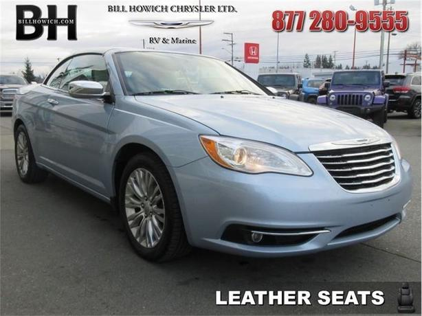2012 Chrysler 200 Limited - Air - Tilt - Cruise - $115.84 B/W