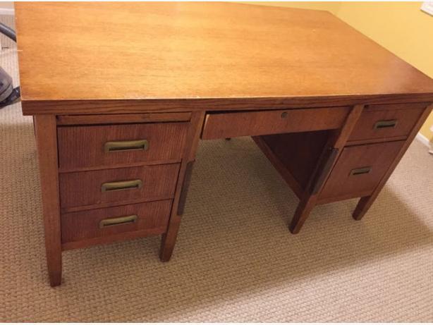 Meritline Antique Desk