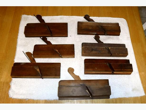 7 Moulding Planes