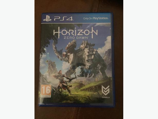 Horizon Zero Dawn - PS4 - mint