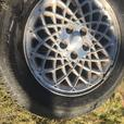 Pair of all season tires ~Motomaster All season~ 215/60R16