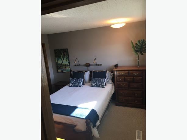 7 Piece Queen Solid Wood Bedroom Suite