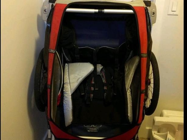 Thule Double Chariot CX