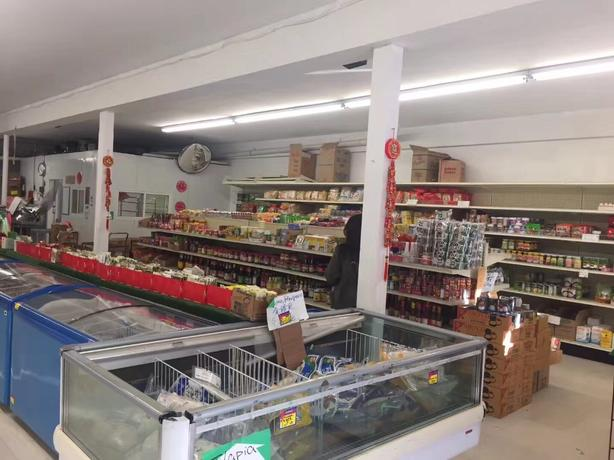 supermarket located on fraser busy intersection now for sale