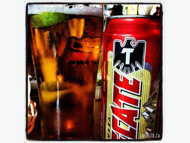 Saturday Special - $6 Tecate Tallcan Beer