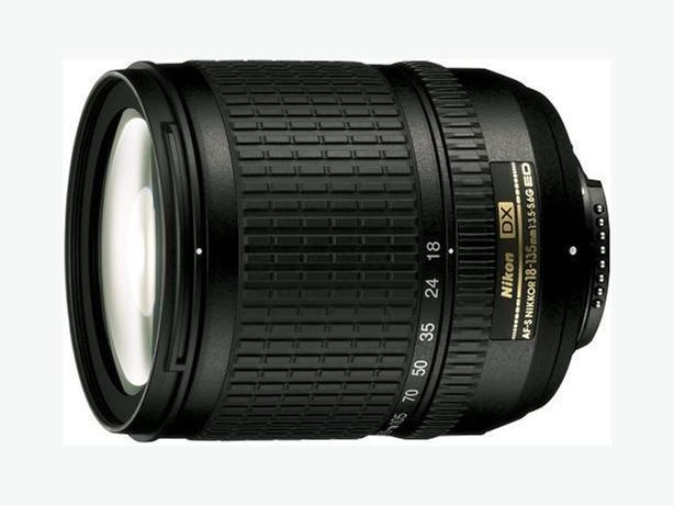 Nikon DX 18-135mm f/3.5-5.6G ED-IF