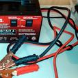 15/2A Automatic & Manual Battery Charger w/ 100A Engine Start