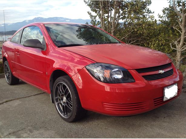 2006 chevy cobalt 2dr coupe