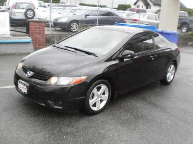2006 Honda Civic EX, sunroof, 2 year power train warranty,