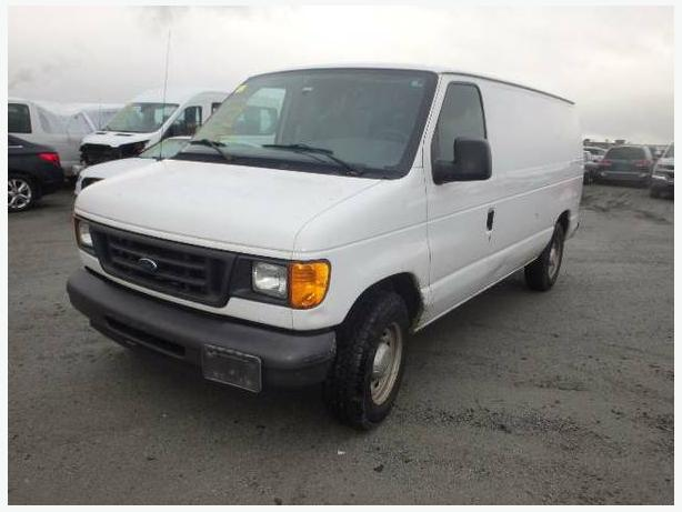 2006 Ford E150 Cargo, 2 year power train warranty,