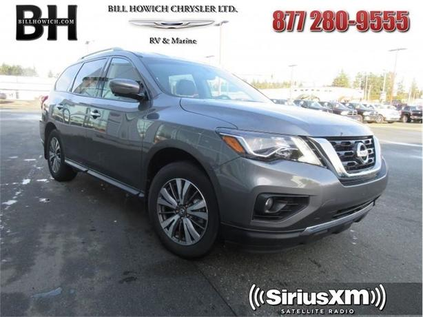 2017 Nissan Pathfinder SV - Air - Rear Air - Tilt - $211.06 B/W