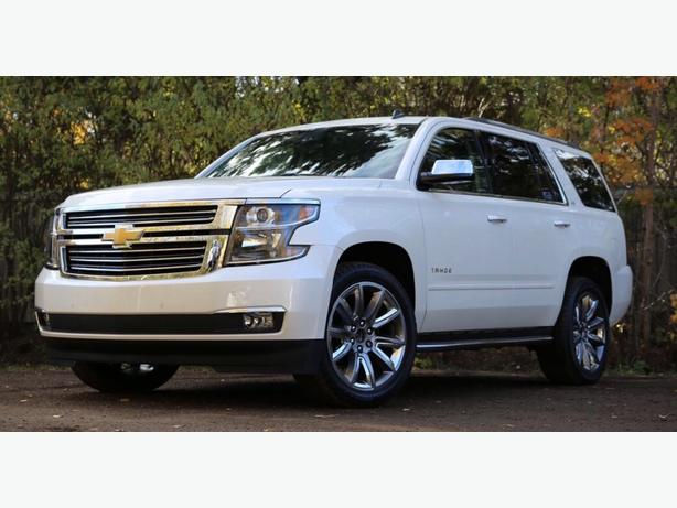2015 Tahoe LTZ is the Ultimate Family & Toy Mover!!!