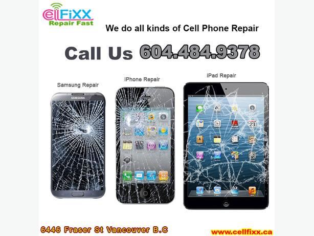 ACT TODAY! For Broken iPhone Screen Repair in Discounted Price