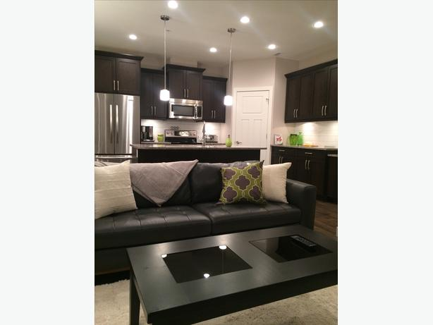 Executive Living in Regina - furnished condo for rent