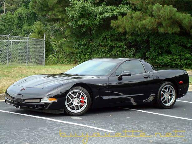 Rare, Rare 2001 Z06 is Truly the Unicorn Being Dragged by a Bigfoot Siting!!!