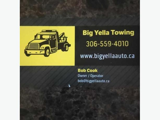 Big Yella Towing Auto Solutions