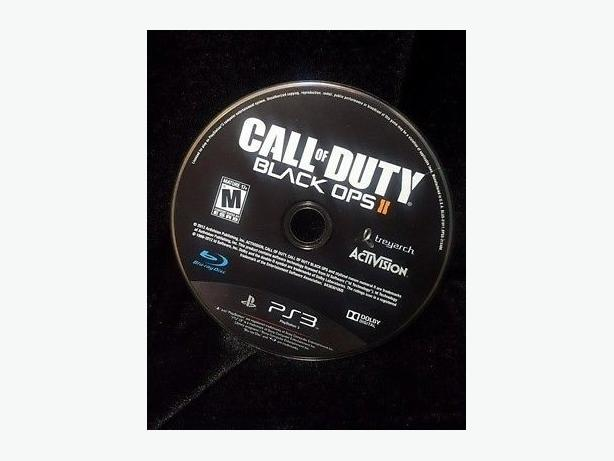 Call Of Duty Black Ops II for PS3
