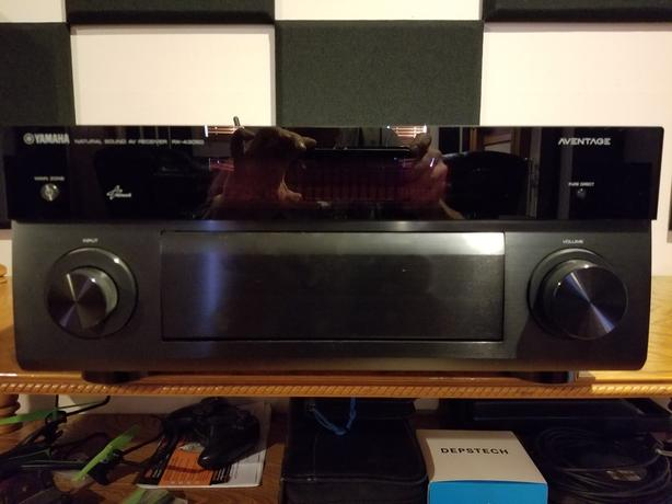 Yamaha Aventage RX-A3050 Receiver