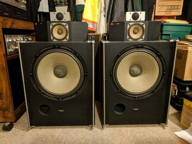 Technics sb 7000 speakers