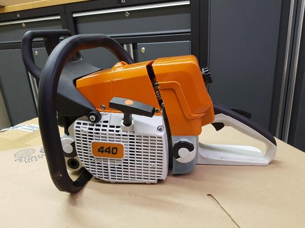 New MS440 Chainsaw