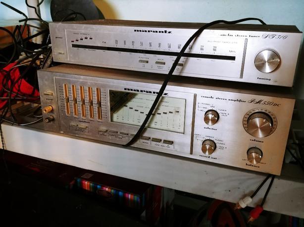 Vintage Marantz Stereo