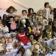 CALGARY DOLL CLUB 40th  ANNIVERSARY  SHOW and SALE