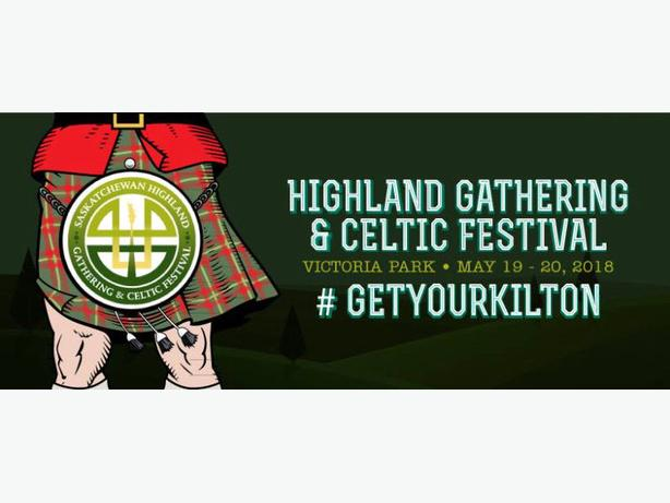 Vendors Wanted: SK Highland Gathering & Celtic Festival