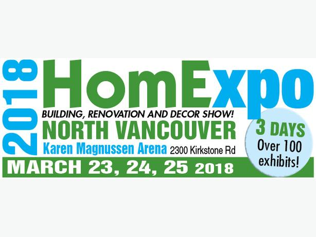 FREE - North Vancouver Spring Home Expo