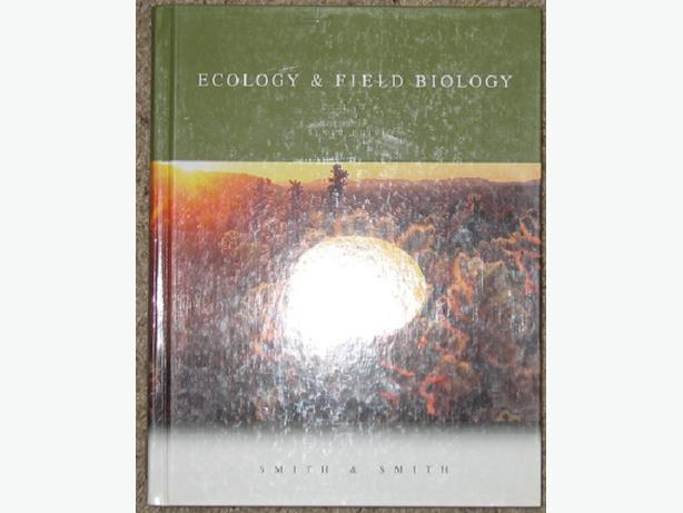 Ecology and Field Biology - Sixth Edition