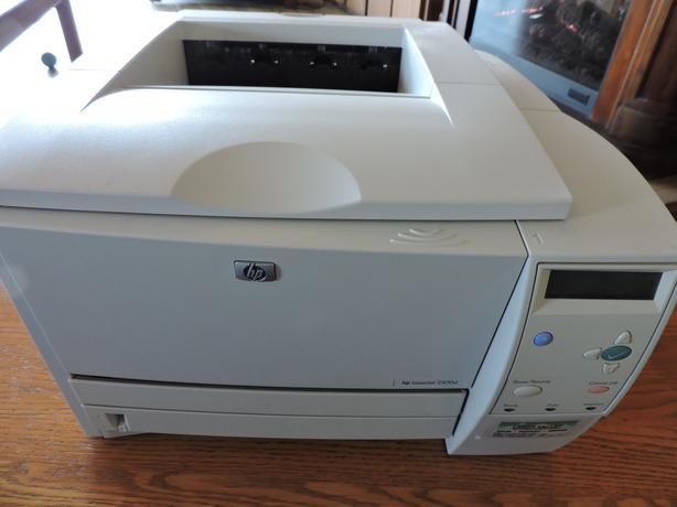 HP Laserjet 2300d B&W Printer