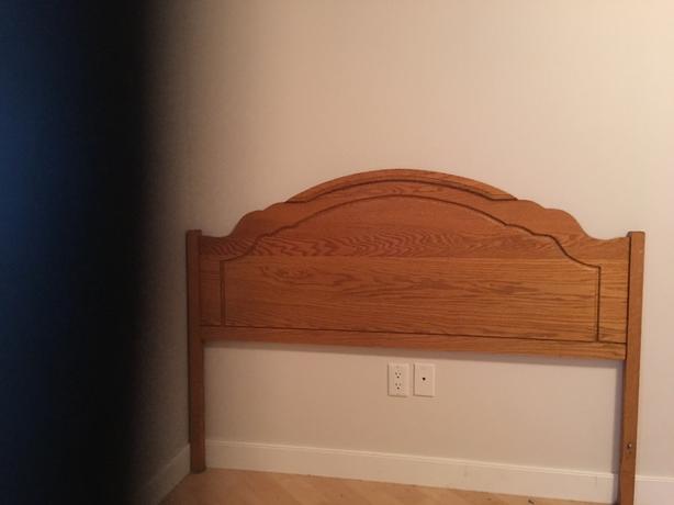 queen-size headboard