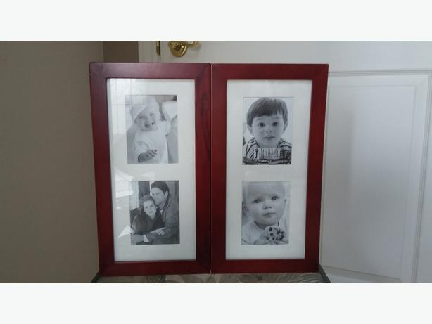 Combo Dart Board/Photo Frame